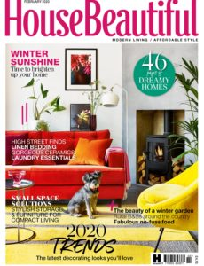 House Beautiful UK – February 2020