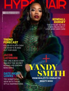 Hype Hair & Beauty – Issue 9 – December 2019 – January 2020