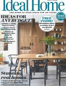Ideal Home UK – March 2020