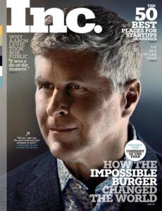 Inc  Magazine – Winter 2019