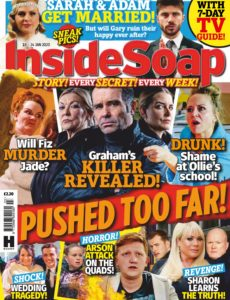 Inside Soap UK – 18 January 2020