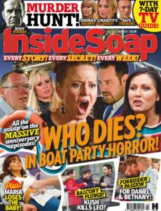 Inside Soap UK – 25 January 2020