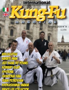 International Kung Fu Magazine – January 2020