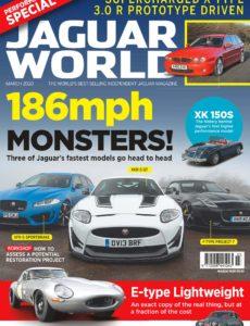 Jaguar World – March 2020