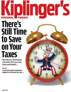 Kiplinger's Personal Finance – March 2020