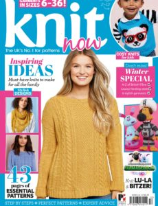 Knit Now – Issue 112 – January 2020