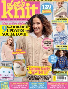 Let's Knit – Issue 154 – February 2020