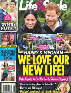 Life & Style Weekly – February 10, 2020