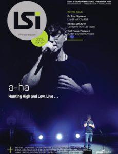 Light & Sound International – December 2019
