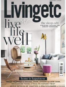 Living Etc UK – February 2020