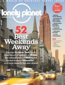 Lonely Planet Traveller UK – February 2020