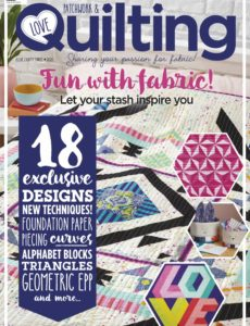Love Patchwork & Quilting – February 2020
