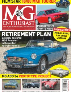 MG Enthusiast – Issue 386 – March 2020