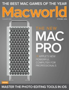 Macworld USA – February 2020