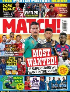 Match! – January 14, 2020