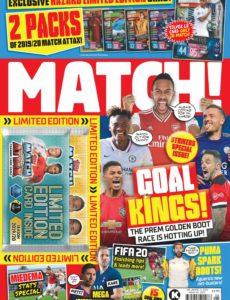 Match! – January 27, 2020