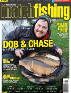 Match Fishing – February 2020
