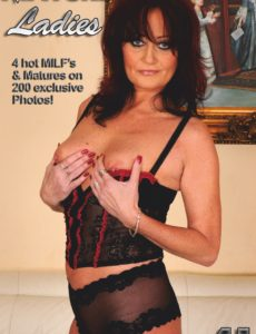 Mature Ladies Adult Photo Magazine – January 2020