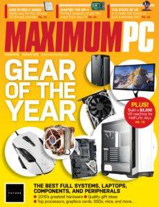 Maximum PC – January 2020