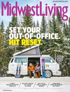 Midwest Living – January -Febraury 2020