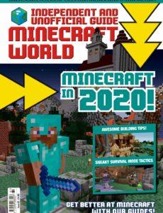 Minecraft World Magazine – April 2020