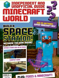 Minecraft World Magazine – May 2020