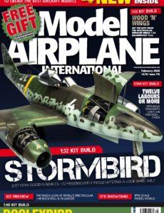 Model Airplane International – Issue 175 – February 2020