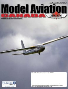 Model Aviation Canada – July-August 2019