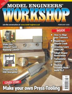 Model Engineers' Workshop – Issue 290 – February 2020