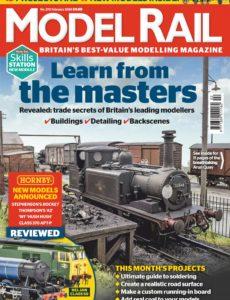 Model Rail – February 2020