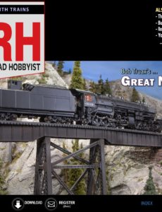 Model Railroad Hobbyist – January 2020