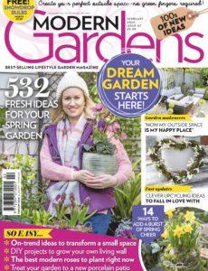 Modern Gardens – February 2020