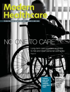 Modern Healthcare – January 27, 2020