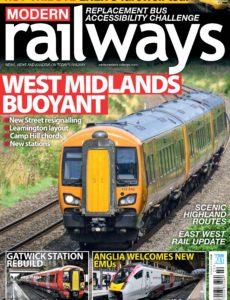 Modern Railways – February 2020
