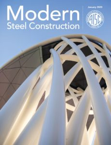 Modern Steel Construction – January 2020