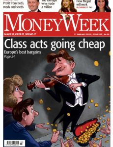 MoneyWeek – Issue 982 – 17 January 2020