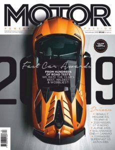 Motor Australia – Yearbook 2019