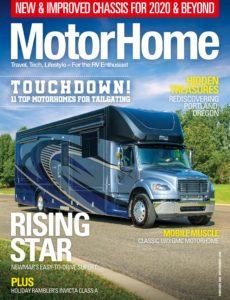 Motor Home – February 2020