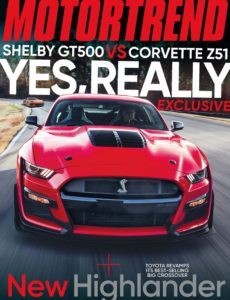 Motor Trend – March 2020
