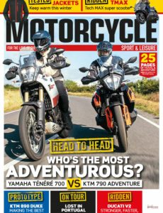 Motorcycle Sport & Leisure – February 2020