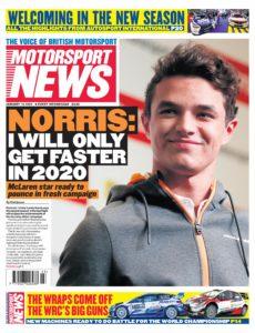 Motorsport News – January 15, 2020