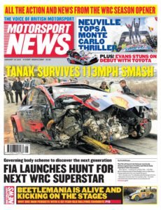 Motorsport News – January 29, 2020