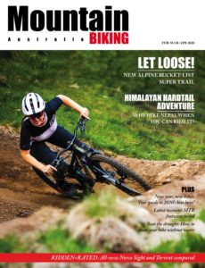 Mountain Biking Australia – Feb-Mar-Apr 2020