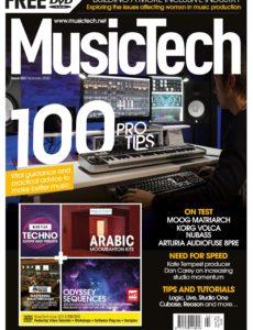 MusicTech – Issue 203 – February 2020