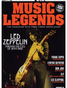 Music Legends – Issue 5 2020