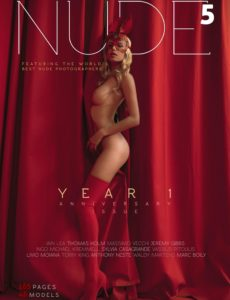 NUDE Magazine – Issue 5 – June 2018