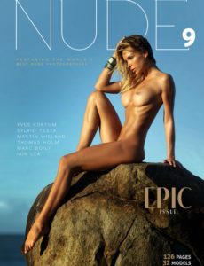 NUDE Magazine – Issue 9 – Epic – March 2019