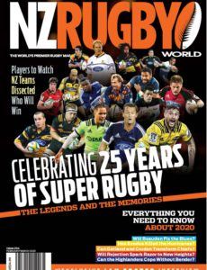 NZ Rugby World – February-March 2020