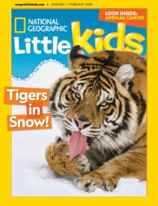 National Geographic Little Kids – January-February 2020