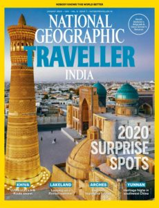 National Geographic Traveller India – January 2020